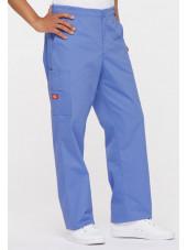 "Pantalon Médical homme, Dickies, ""EDS signature"" (81006) bleu ciel coté"