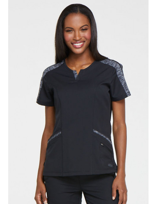 "Dickies Women's Medical Blouse, ""Dynamix"" Collection (DK665)"
