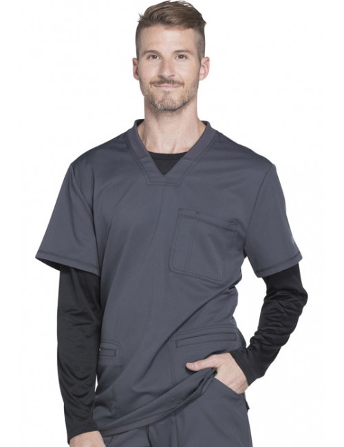 "Medical Blouse man 3 pockets, Collection ""Dynamix"" (DK640)"