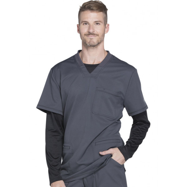 "Col V Médical homme, Collection ""Dynamix"" (DK610)"