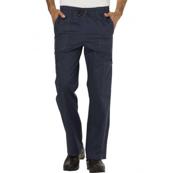"""Pantalon médical élastique et cordon Homme, Dickies, Collection """"GenFlex"""" (81003)"""