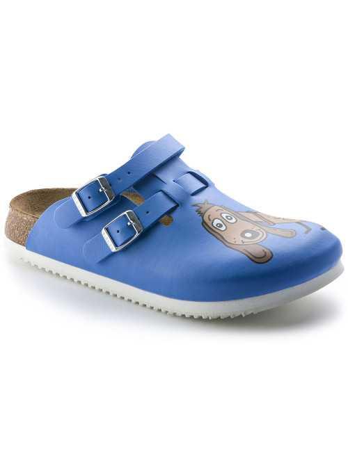 "Sabots médicaux ""Dog blue"", Birkenstock (Kay)"