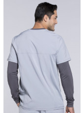 "Col V homme stretch Cherokee, Collection ""Infinity"" (CK900A)"