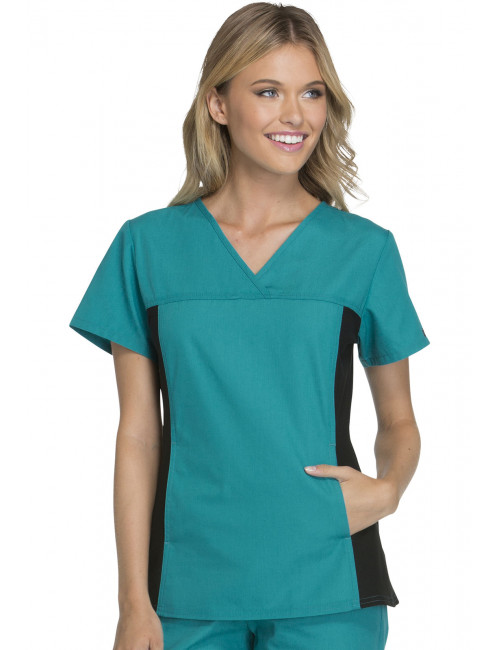 "Blouse médicale femme Cherokee, Collection ""Flexible"" (2874)"