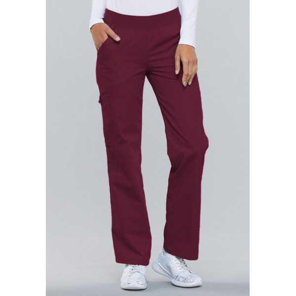 """Pantalon femme Cherokee, Collection """"Flexible"""" (2085)"""