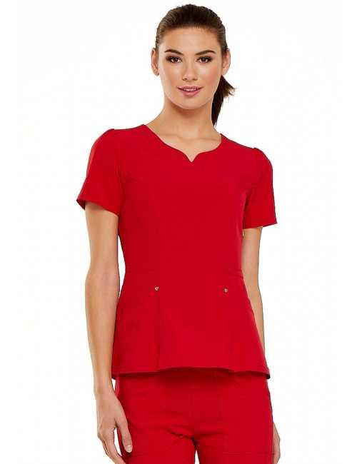 "Blouse médicale femme ""Lovely"", HeartSoul (HS670)"