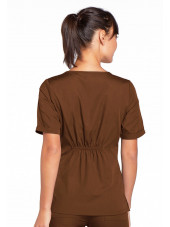 Blouse pression, femme, Cherokee (4770)