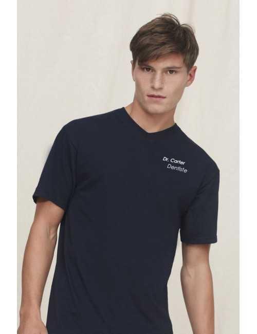 """Men's V-neck T-shirt """"Fruit of the loom"""", (SC22VC)"""