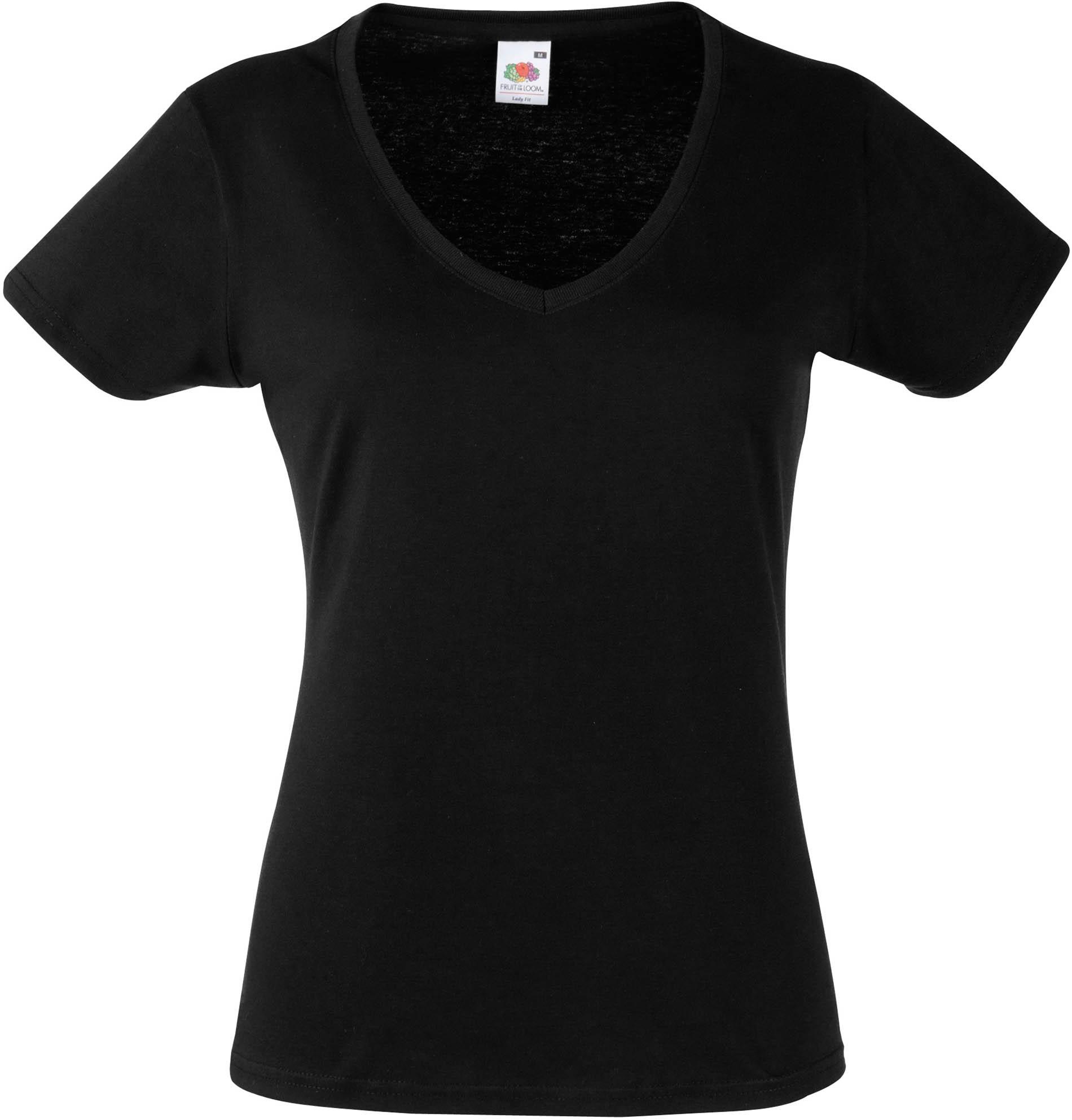 9d37d86c7f2 ... Tee-shirt femme Col V