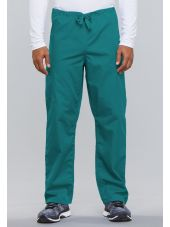 Pantalon médical unisexe, à cordon ajustable, Cherokee Authentic Scrub (4100)