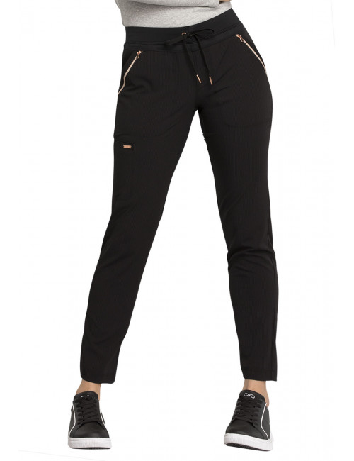 "Pantalon médical femme, Cherokee, collection ""Statement"" (CK055)"