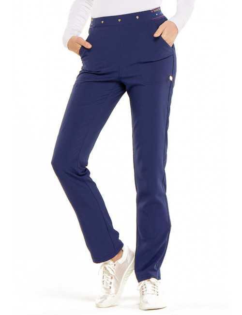 "Pantalon médical femme ""Adored"", HeartSoul (HS045)"