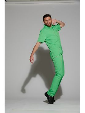 Blouse Médicale Homme Sweety, Camille Lavandie (2622)