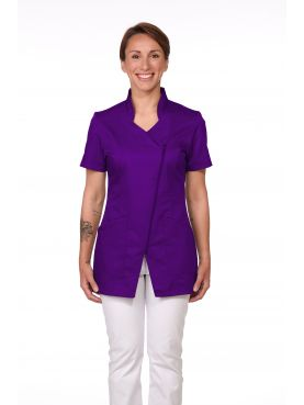Medical Blouse Woman, Trendy, Camille Lavandie (2619)