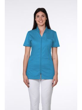 Blouse Médicale Femme, Sweety, Camille Lavandie (2611)