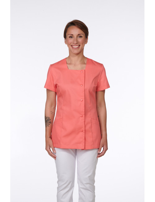 Medical Blouse Woman, Trendy, Camille Lavandie (2605)