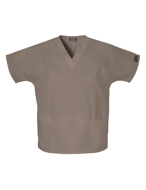 Col V médical unisexe deux poches, Cherokee Authentic Scrubs (4700)