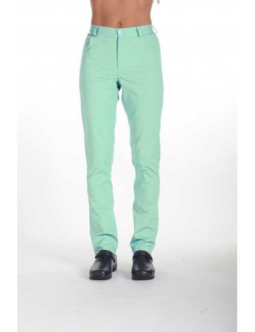 Pantalon Médical Femme Trendy, Camille Lavandie (282)