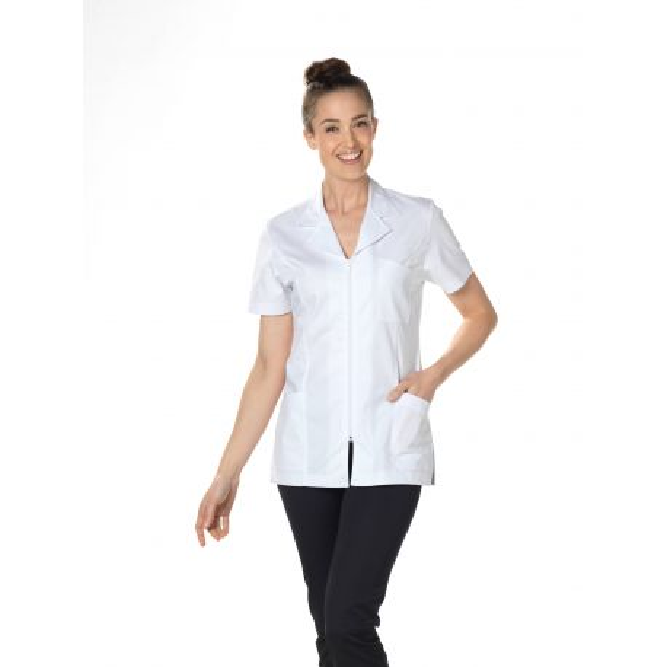 Blouse Médicale Femme, Trendy, Camille Lavandie (2613)