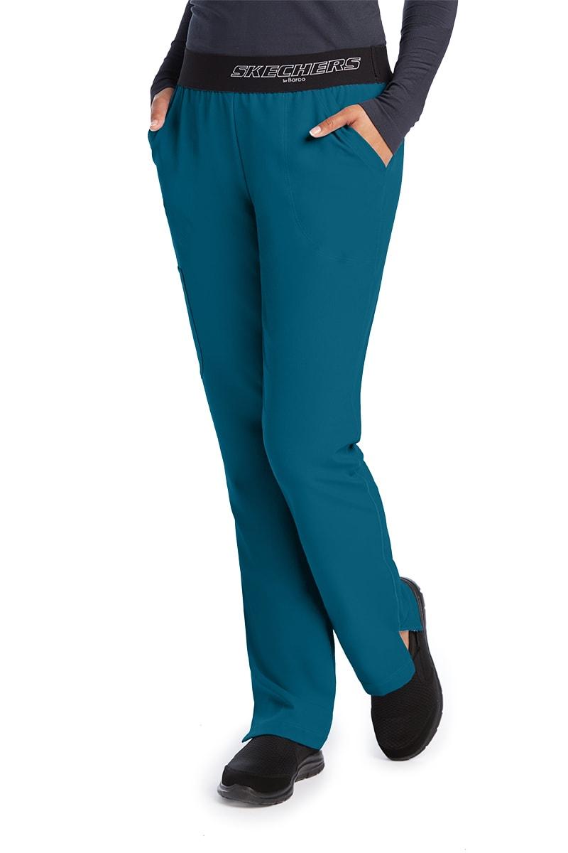 Pantalones Medicos De Mujer Skechers Sk202