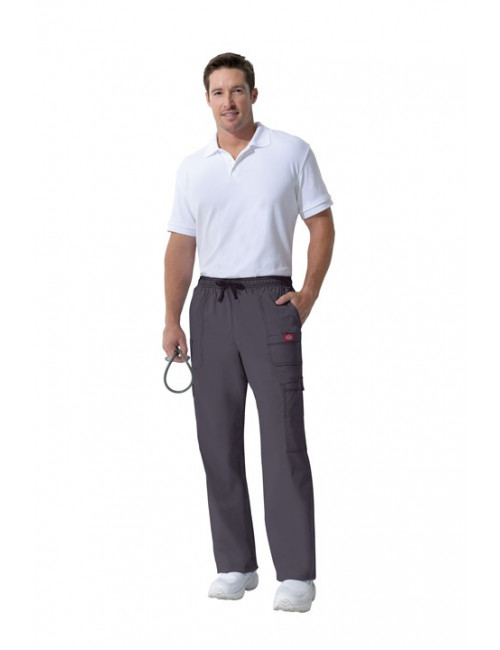 Pantalon élastique et cordon, Dickies, Collection GenFlex Homme (81003)