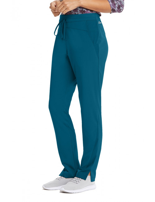 "Pantalon médical femme, collection ""Barco One Wellness"" (BWP506-)"