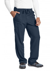 "Pantalon homme, Barco, couleur gris anthacite vue de face, collection ""Grey's Anatomy"" (0203-)"