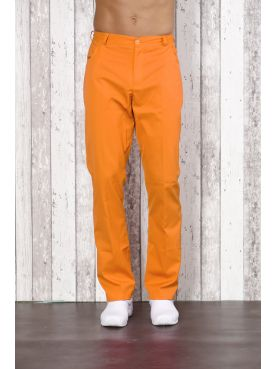 Unisex pants, Mankaia Factory, fitted, old fabric and color (228)