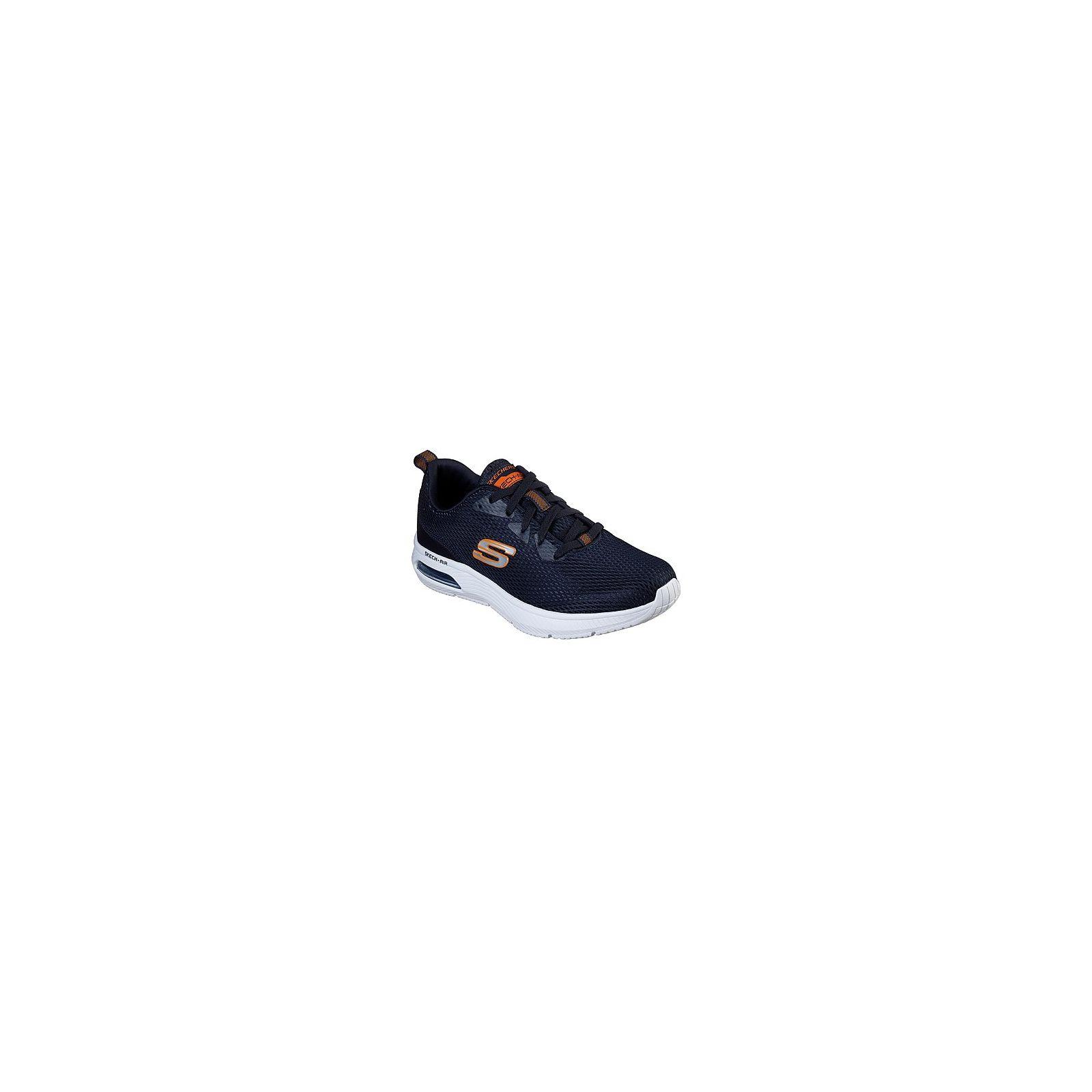 Baskets Homme Skechers Dyna Air (52556) couleur bleu, vue d'ensemble