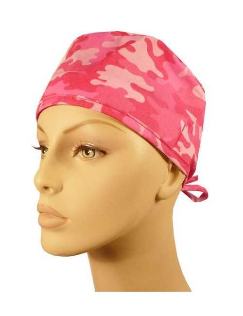 "Calot lanière ""Camo Hot pink"" (210-8288)"