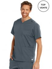 "Blouse médicale homme, collection ""Skechers"" (SKT020-) top vente"