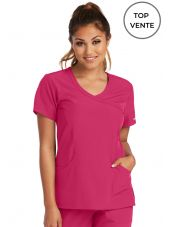 "Blouse médicale femme, collection ""Skechers"" (SK102-) top vente"