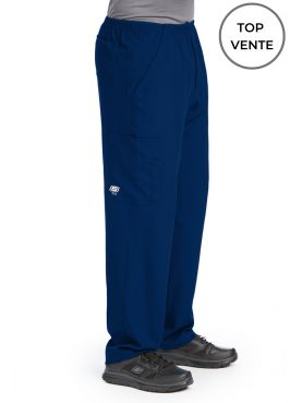 "Pantalon médical homme, collection ""Skechers"" (SK0215-) - top vente"