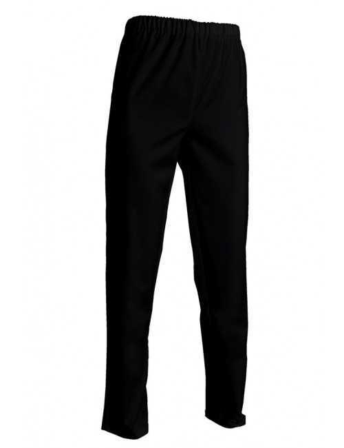 Pantalon médical couleur Unisexe, SNV (ADLX000) noir