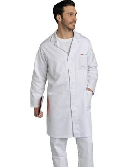 Men's Long Sleeve Medical Gown, SNV (JULLP004)