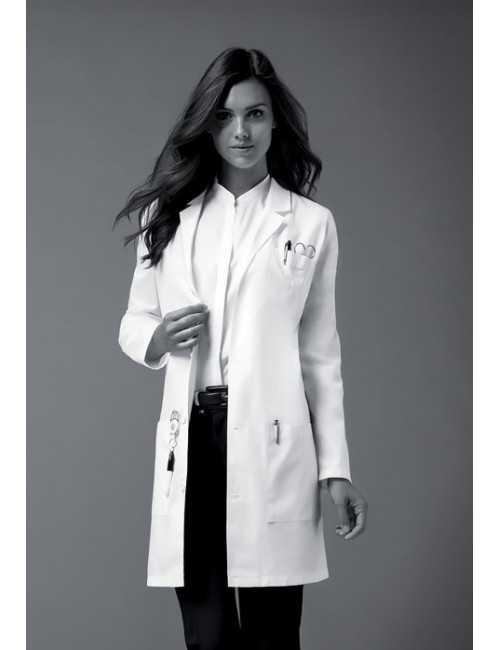 "Blouse médicale longue Femme Dickies, Collection ""EDS"" (83402)"