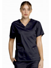 """Blouse médicale 2 poches Femme, Dickies, Collection """"Genuine"""" (GD640)"""