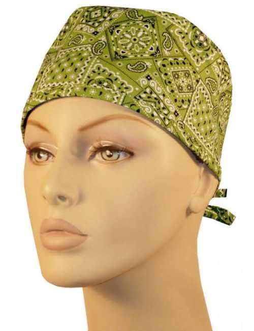 """Calot médical """"Couleur citron vert"""" (210-7790)"""