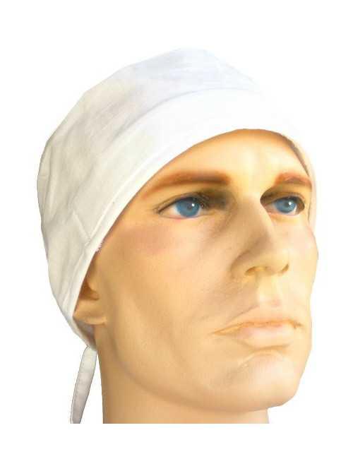 Calot médical Blanc (210-1031W)