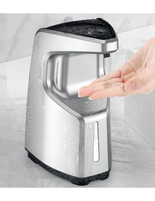 Distributeur automatique de Gel Hydroalcoolique + recharge