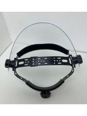 Visière de protection Grand Confort (LU2100) vue produit dessus