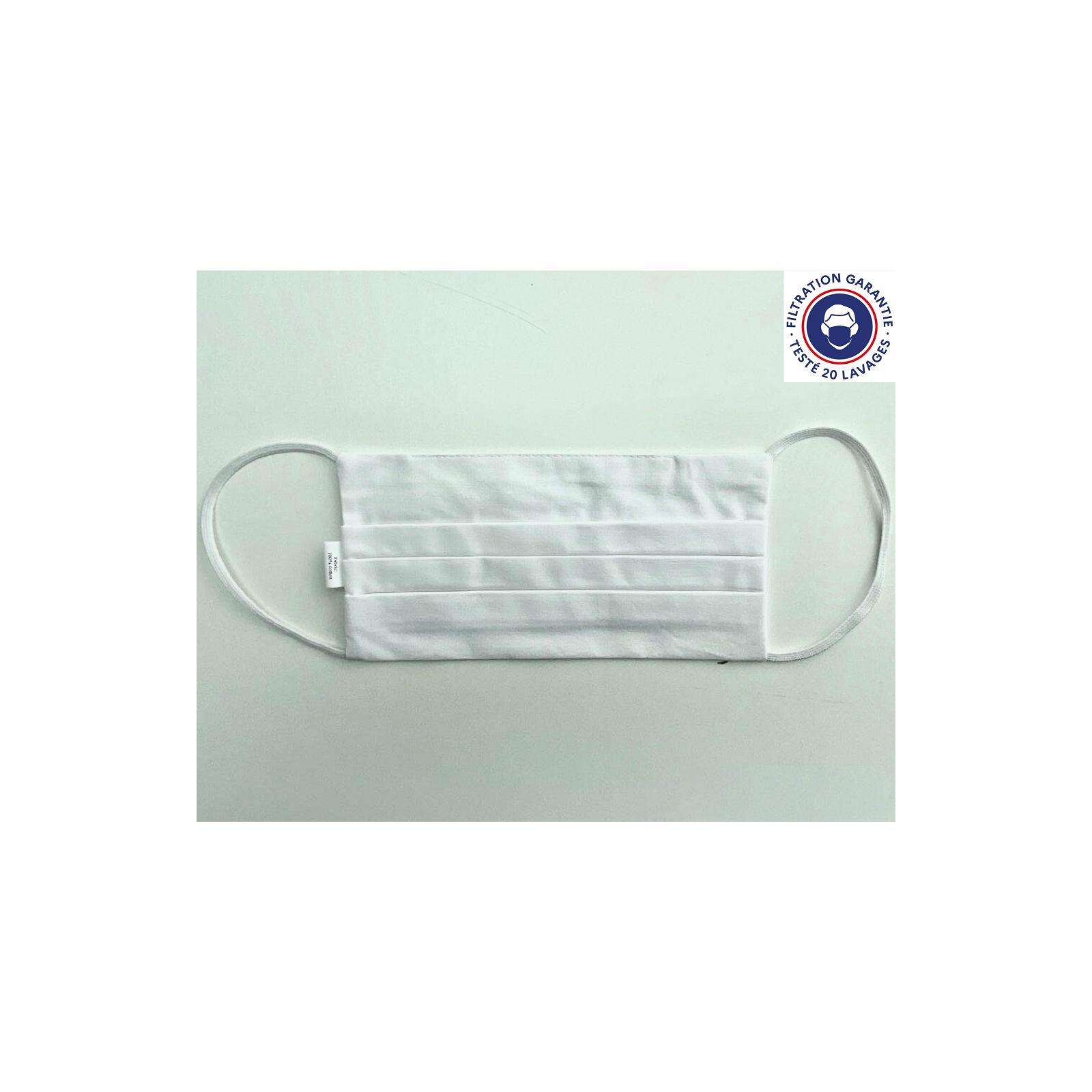 Lot 10 - Masque de protection Catégorie 2 (MASQUE10) vue logo