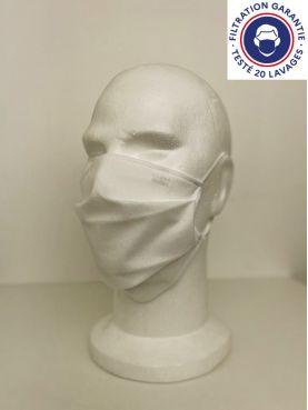 Lot 10 - Masque de protection Catégorie 1 (MASQUE-CAT1)