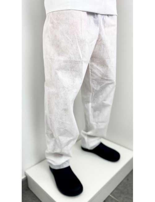 Pack de 5 - Pantalon médical Polypropylène, Unisexe (CH15)