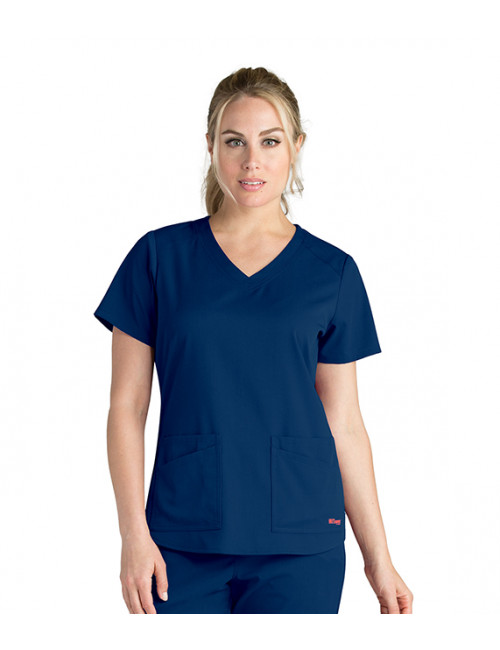 "Blouse médicale femme, collection ""Grey's Anatomy Stretch"" (GRST011-)"