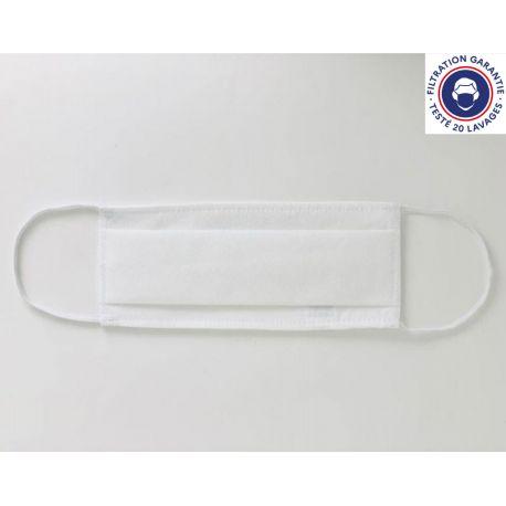 Lot 10 - Masque de protection Catégorie 1 (MASQUE-CAT1) vue produit fermé