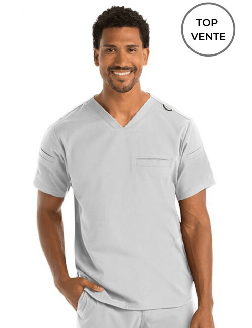 "Blouse médicale homme, collection ""Grey's Anatomy Stretch"" (GRST009-)"