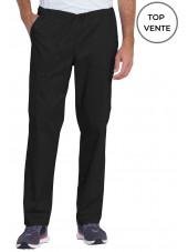 "Pantalon médical, unisexe, Dickies, Collection ""Genuine"" (GD120) noir top vente"