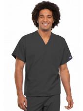 Blouse médicale Unisexe, Cherokee Workwear Originals (4777) gris face