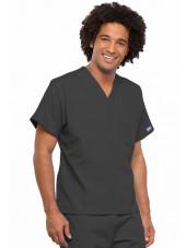 Blouse médicale Unisexe, Cherokee Workwear Originals (4777) gris gauche
